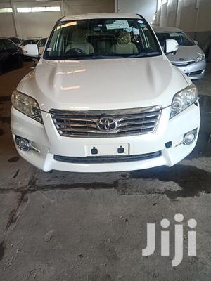 Toyota Vanguard 2013 White | Cars for sale in Mombasa, Mvita