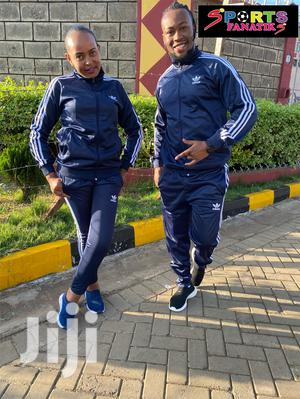 Navy Blue Adidas Tracksuit | Clothing for sale in Nairobi, Nairobi Central