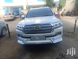 Toyota Land Cruiser 2010 White | Cars for sale in Mvita, Majengo