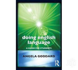 Doing English Language: A Guide For Students By Goddard | Books & Games for sale in Mombasa, Mvita