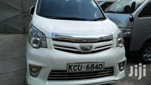 Toyota Noah 2012 White | Cars for sale in Mombasa, Tudor