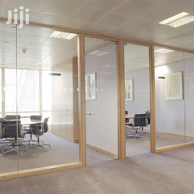 Interior Office Partitions - Professional Installations
