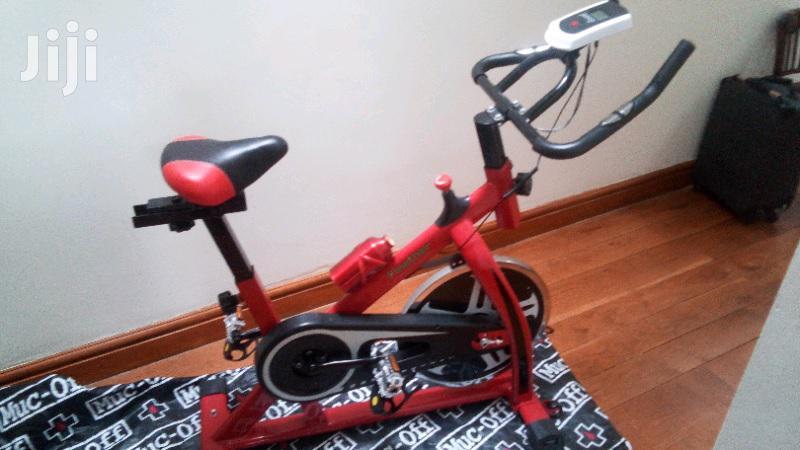 Cardio Exercise Spin Bike