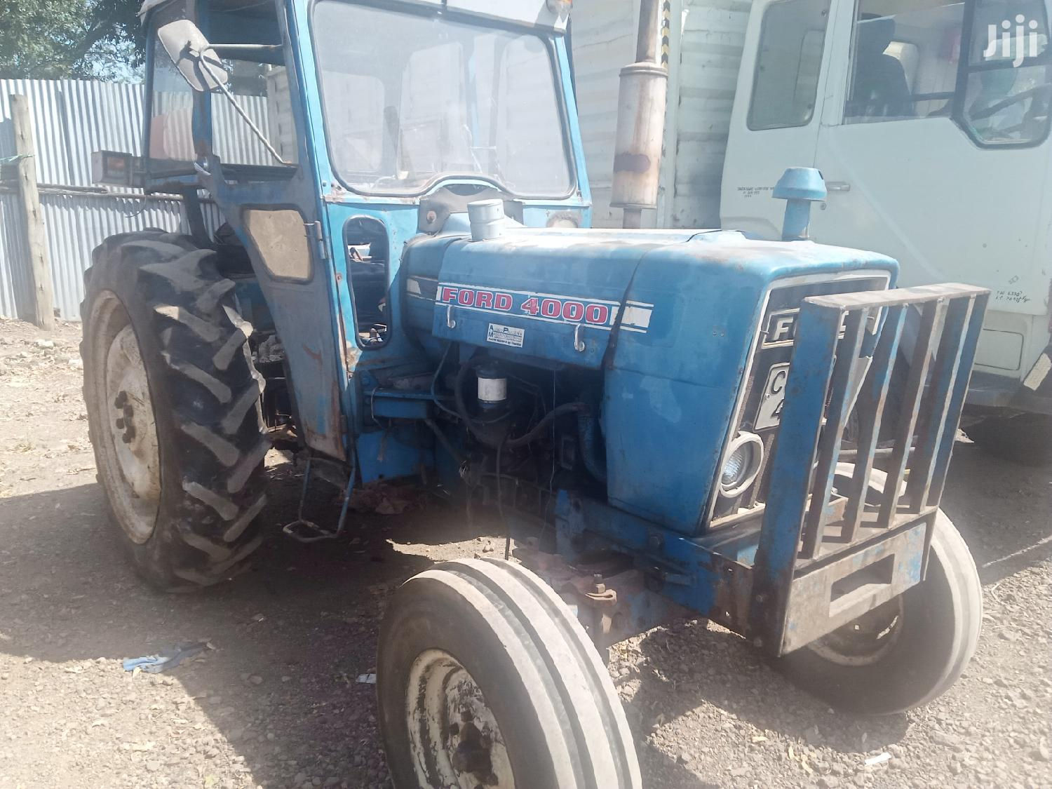 Ford 4000 Tractor 1989 Blue For Sale