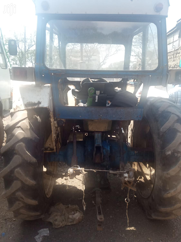 Ford 4000 Tractor 1989 Blue For Sale | Heavy Equipment for sale in Nakuru Town East, Nakuru, Kenya