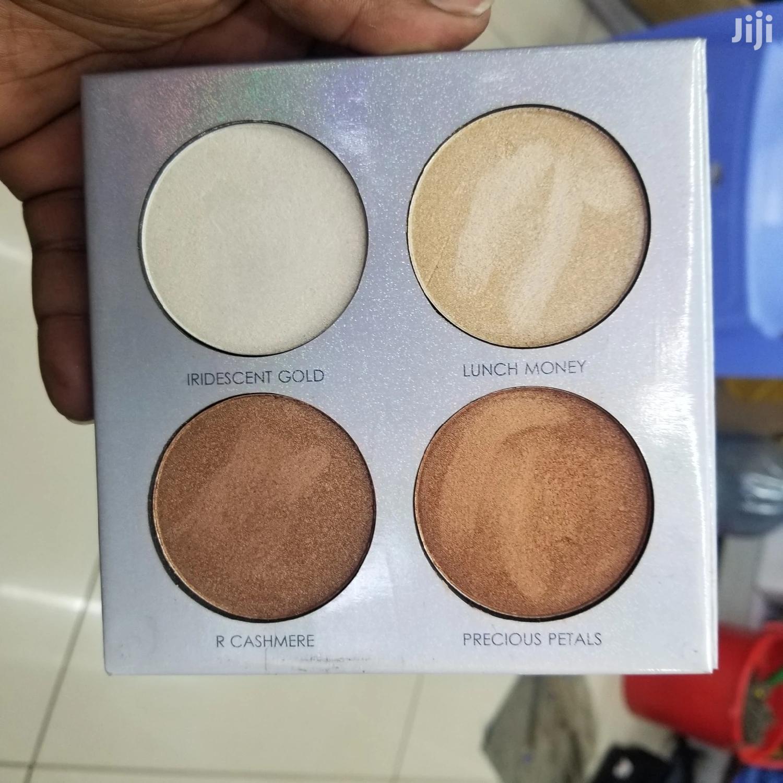 Miss Rose Glow Kit Plus Highlighter Brush | Makeup for sale in Nairobi Central, Nairobi, Kenya
