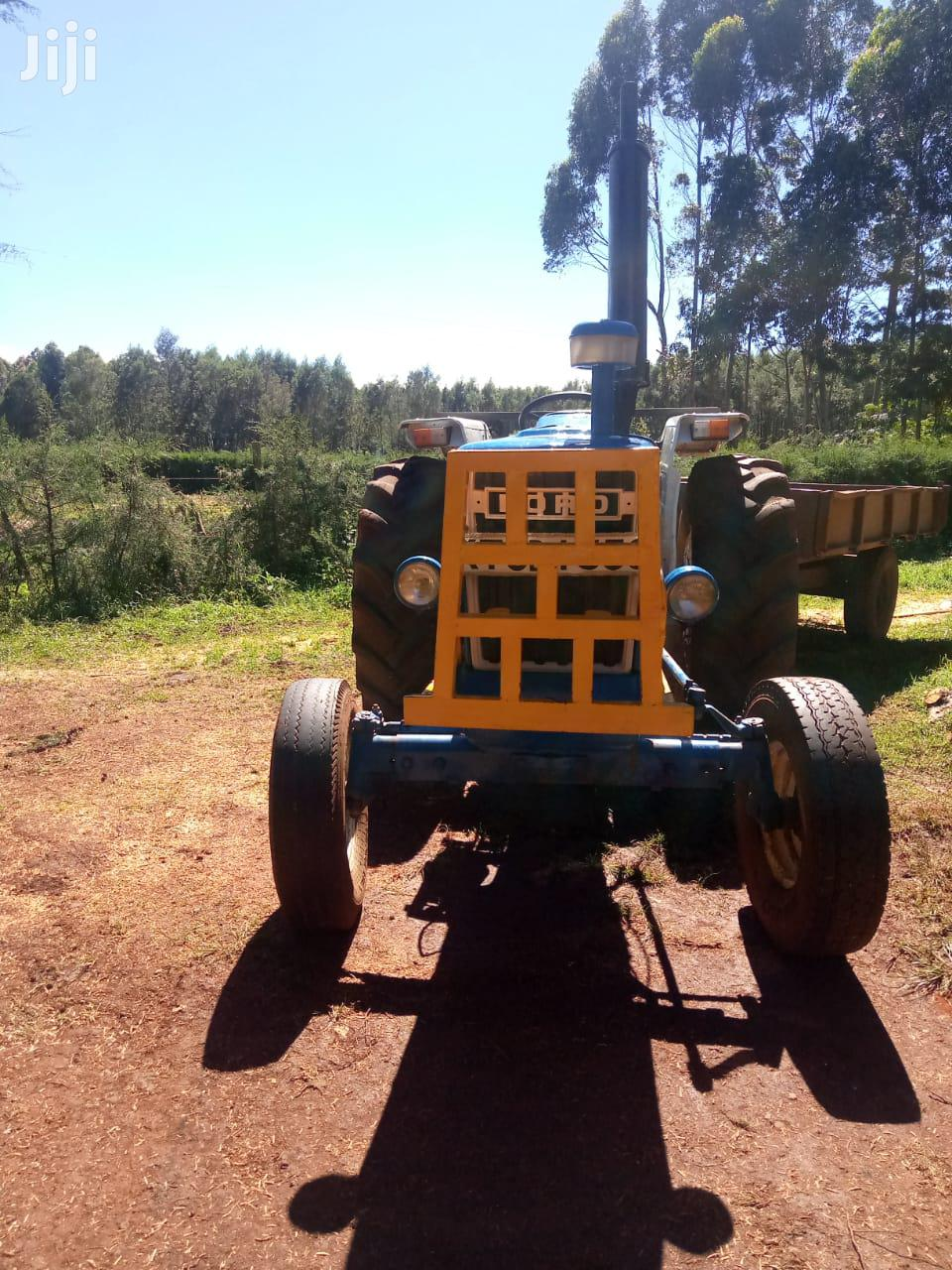 Archive: Ford 6600 Tractor