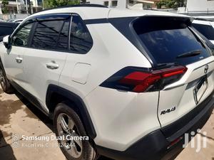 Toyota RAV4 2019 White   Cars for sale in Nyali, Ziwa la Ngombe