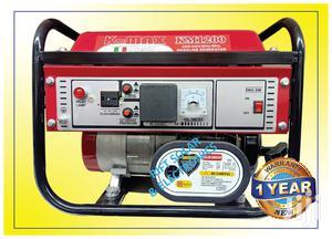 K-max Italy Petrol Generator 1.5kva | KM1200 | Electrical Equipment for sale in Nairobi, Nairobi Central