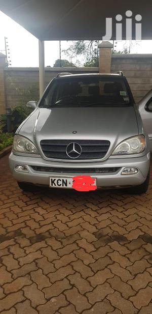 Mercedes-Benz M Class 2010 Silver   Cars for sale in Mombasa, Mvita