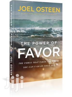 The Power of Favor-  Joel Osteen | Books & Games for sale in Baringo, Kabarnet