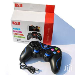 V8 Bluetooth Gamepad Wireless Controller   Video Game Consoles for sale in Nairobi, Nairobi Central