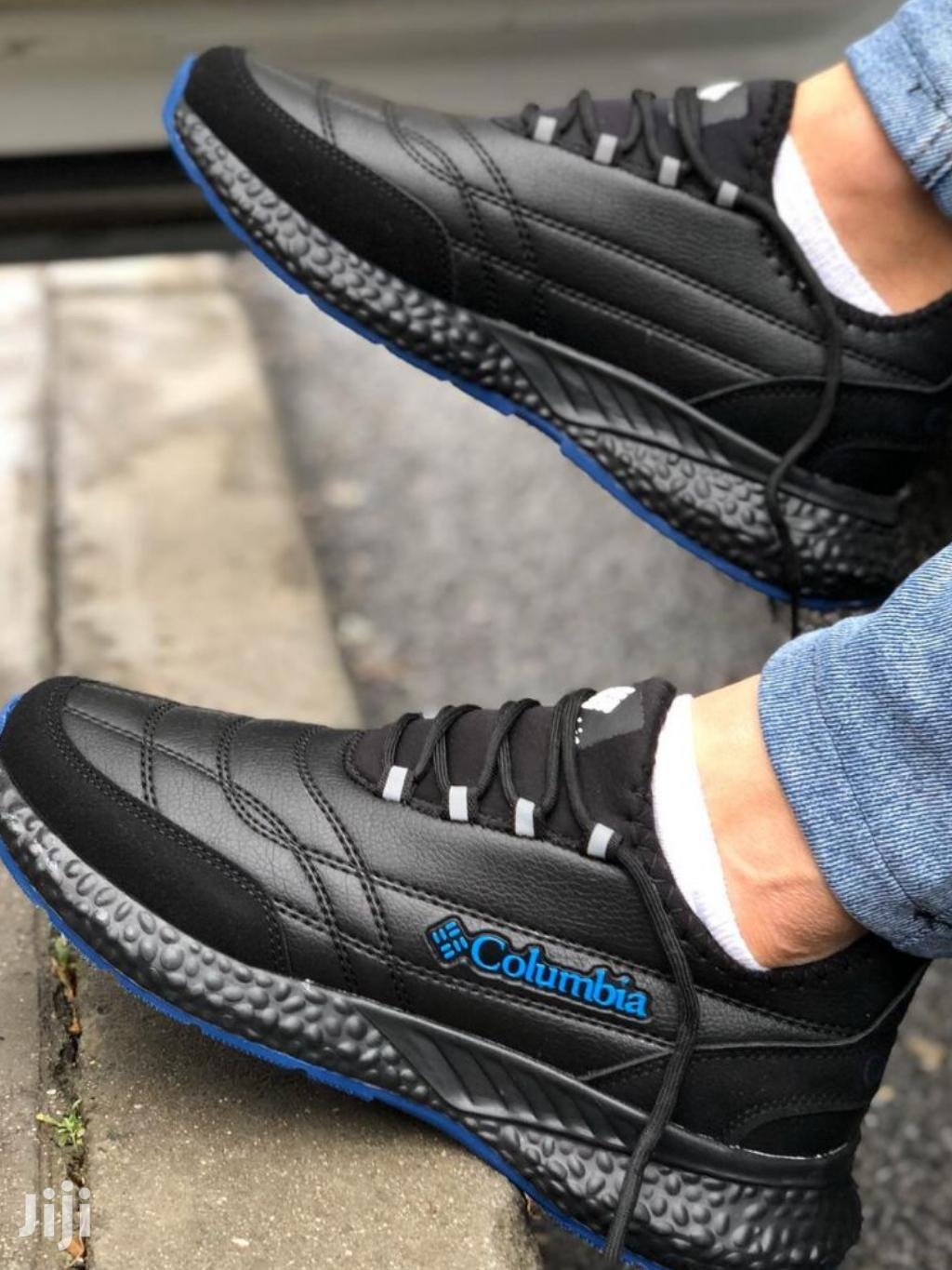 Colombia Leather Sneakers