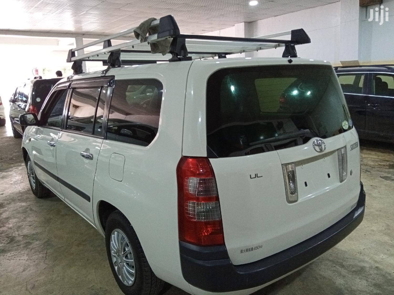 Toyota Succeed 2013 White   Cars for sale in Tudor, Mombasa, Kenya