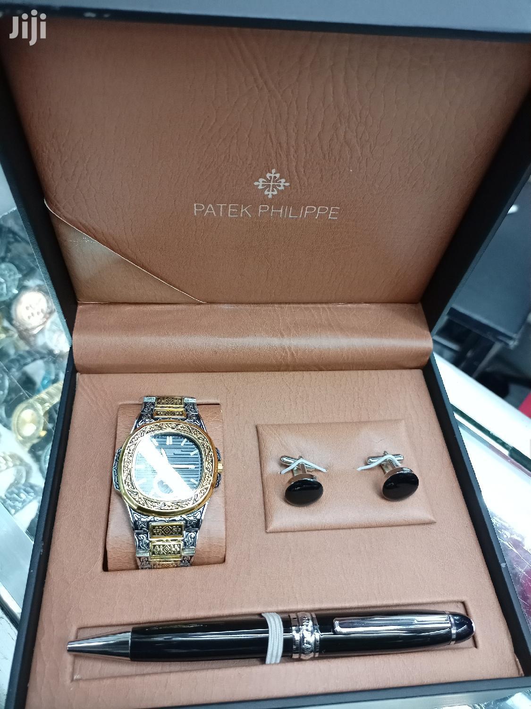 Patek Philippe Set Watch,Pen