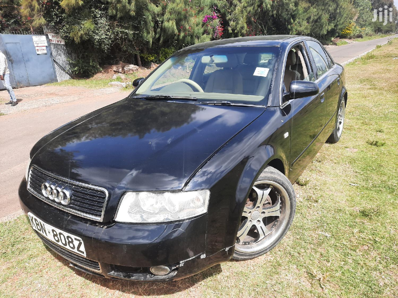 Audi A4 2005 2.0 Black