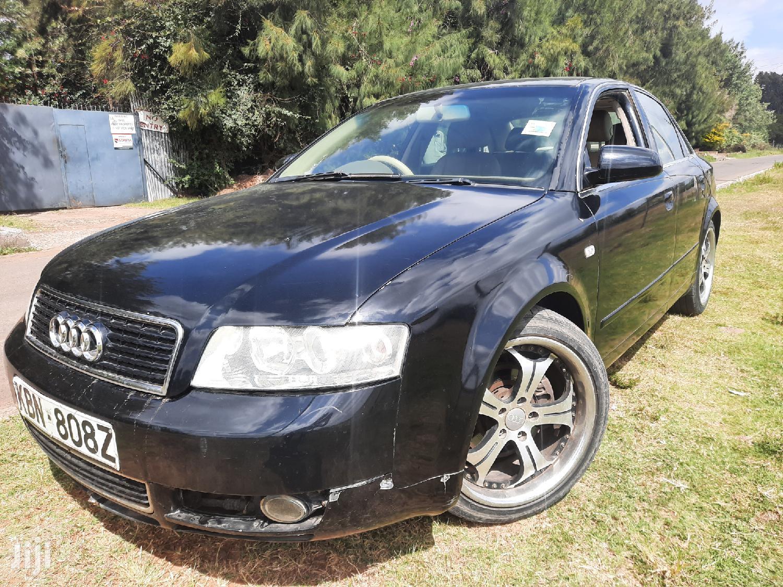 Audi A4 2005 2.0 Black | Cars for sale in Karen, Nairobi, Kenya