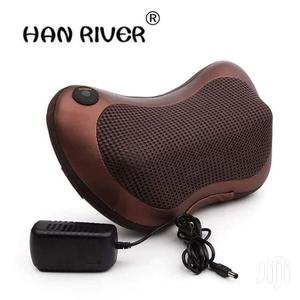 Electric Lumbar Neck Back Massage Pillow | Sports Equipment for sale in Nairobi, Nairobi Central