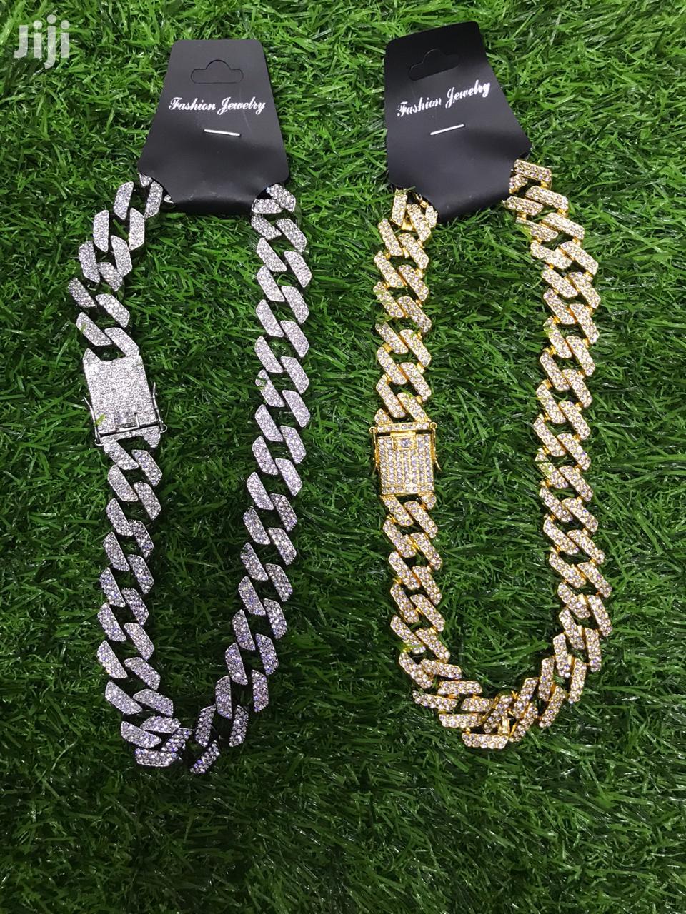 Chain Gold N Silver
