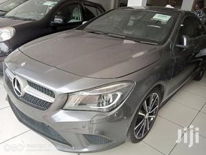 Mercedes-Benz CLA-Class 2014 Gray | Cars for sale in Mombasa, Tudor