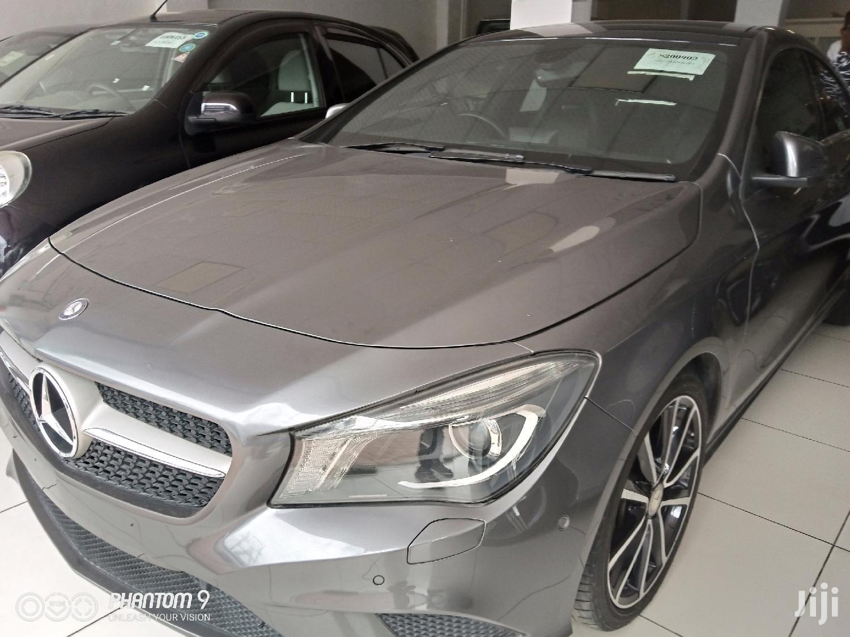 Mercedes-Benz CLA-Class 2014 Gray   Cars for sale in Tudor, Mombasa, Kenya