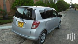 Toyota Ractis 2010 Silver   Cars for sale in Mombasa, Tudor