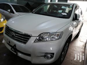 Toyota Vanguard 2014 White | Cars for sale in Mombasa, Kikowani
