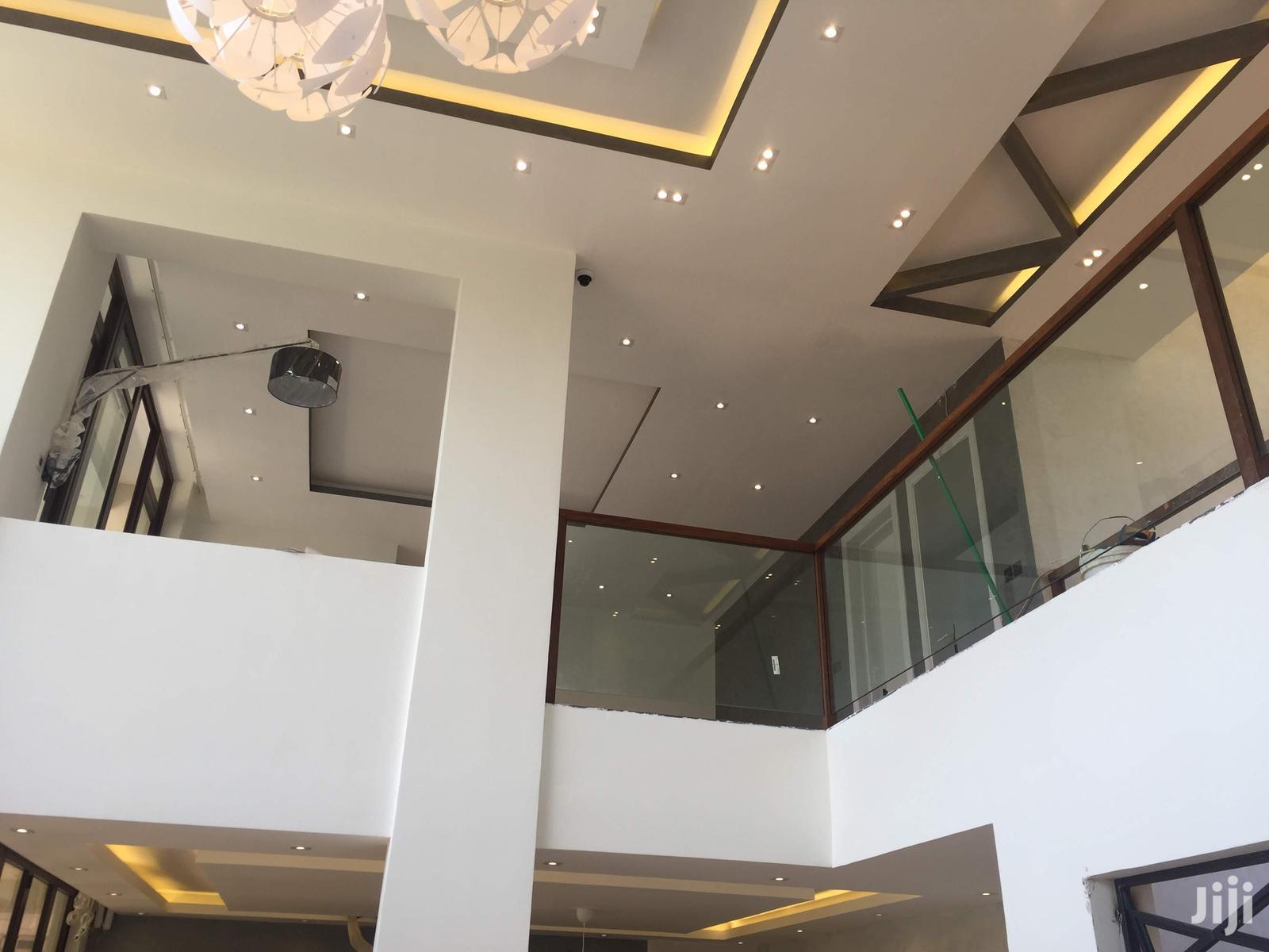 Gypsum Ceiling - All Interiors