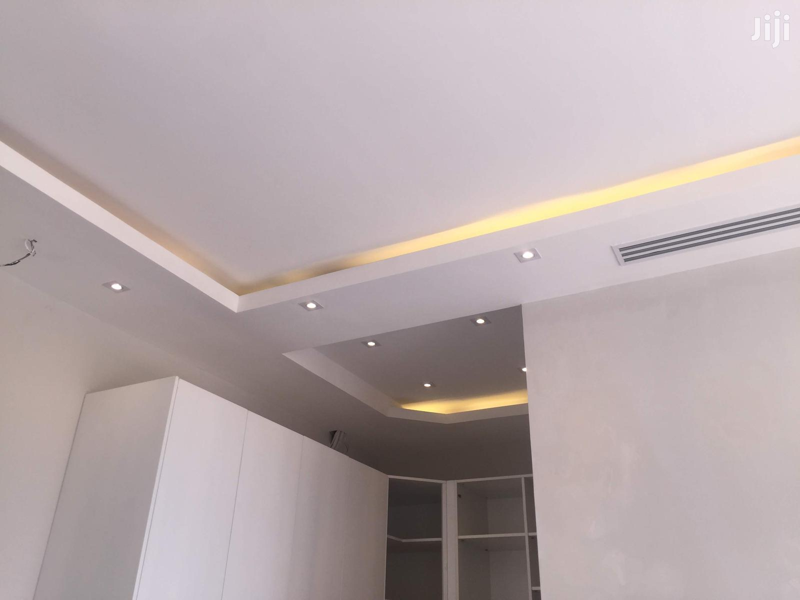 Gypsum Ceiling - All Interiors | Building & Trades Services for sale in Upperhill, Nairobi, Kenya