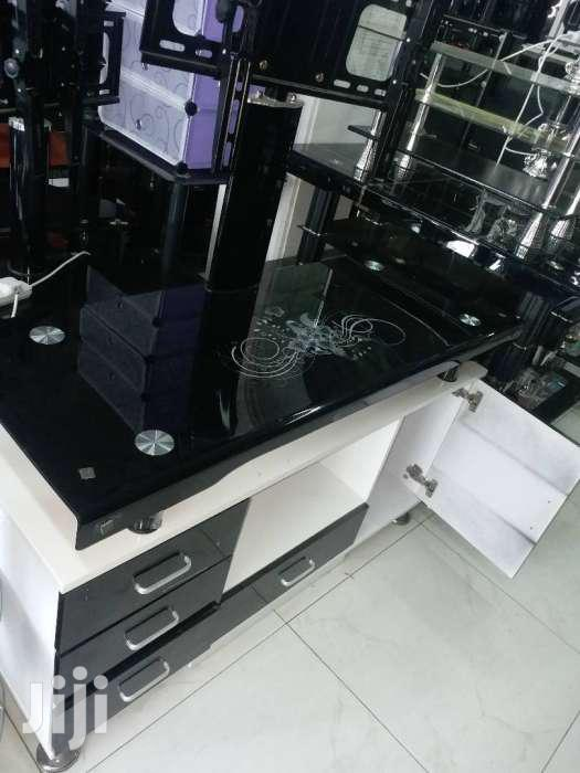 Best Quality TV Stand Brand With Word Robs Plus Bracket For Holding TV | Furniture for sale in Mvita, Mombasa, Kenya