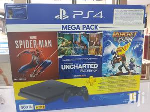 Playstation 4 1TB Slim Mega Pack | Video Game Consoles for sale in Nairobi, Nairobi Central