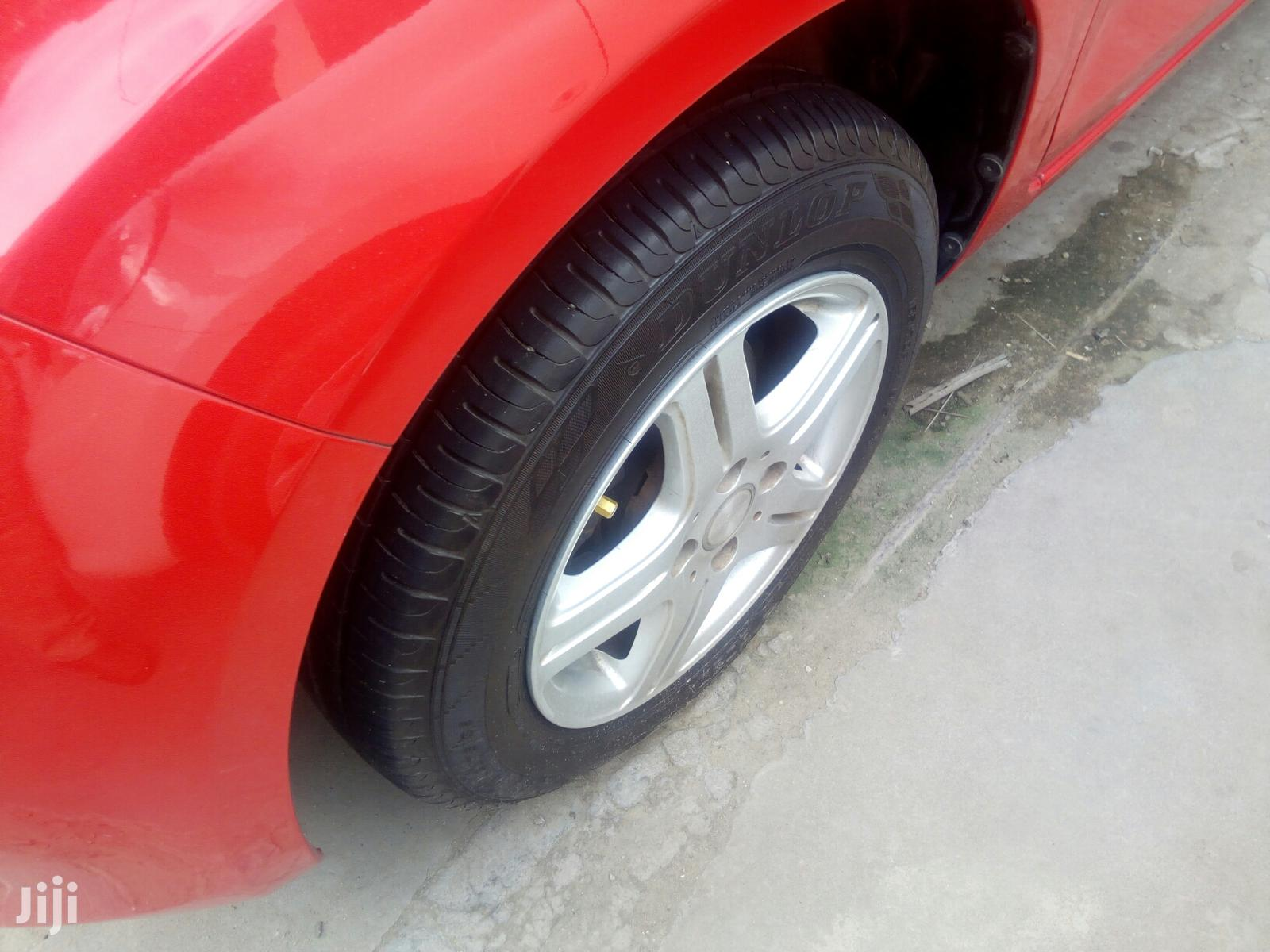 Archive: Toyota Passo 2012 Red