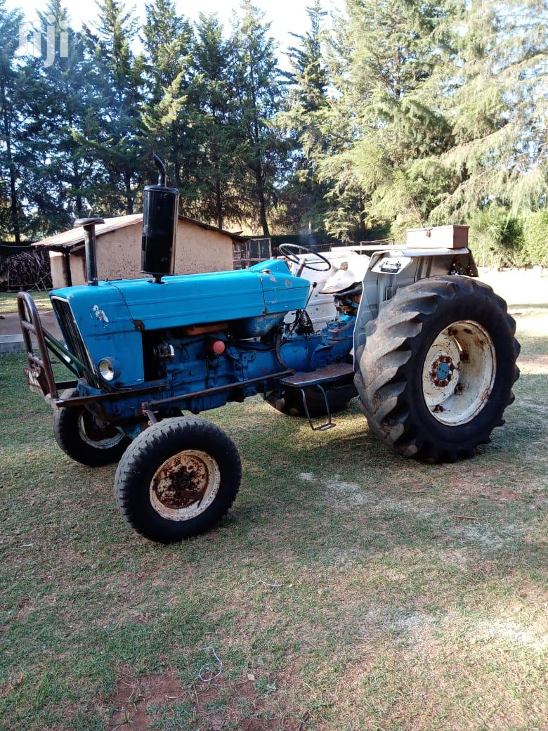 Archive: Ford 6600 Series Tractor