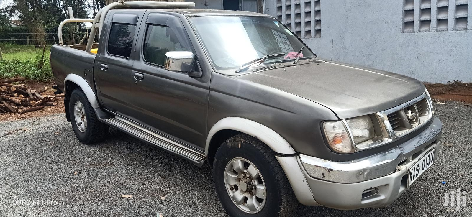 Nissan DoubleCab 2002 Gray | Cars for sale in Kikuyu, Kiambu, Kenya
