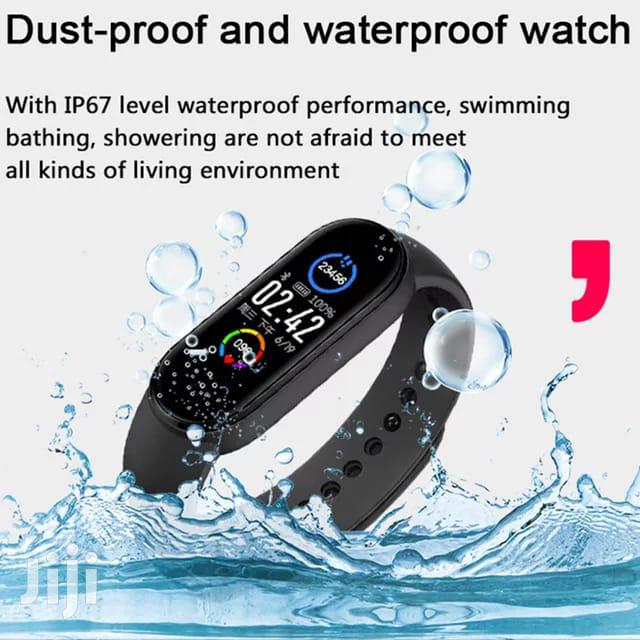 M5 Smart Bracelet IP67 Waterproof | Smart Watches & Trackers for sale in Nairobi Central, Nairobi, Kenya