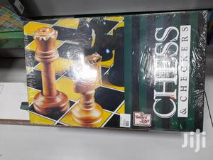 United Toys Chess And Checkers Deluxe, Multi Color   Books & Games for sale in Nairobi, Nairobi Central