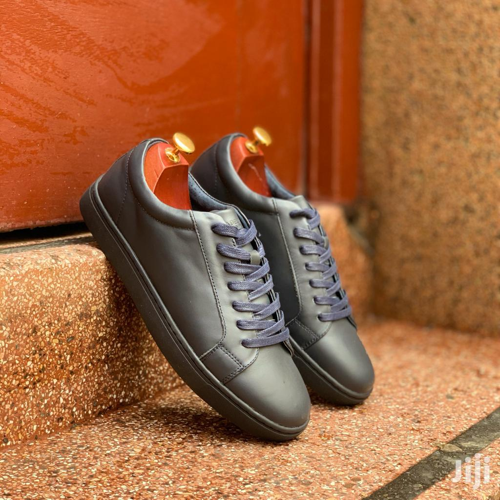Archive: Italian Leather Sneakers