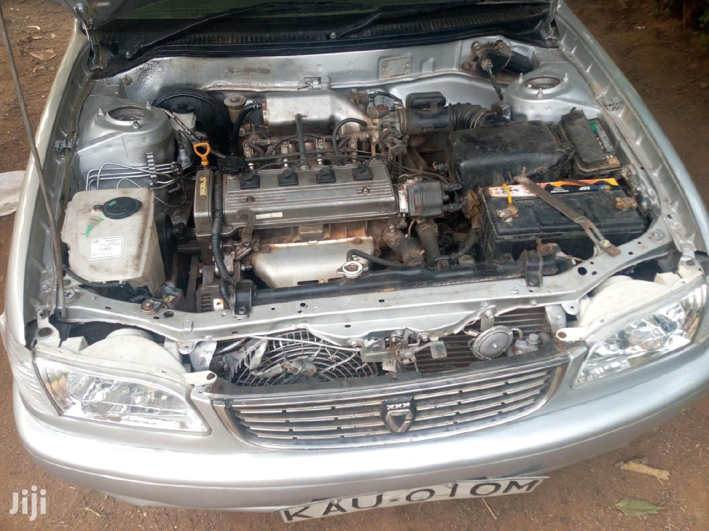 Toyota Corolla 1998 Sedan Gray | Cars for sale in Kajulu, Kisumu East, Kenya
