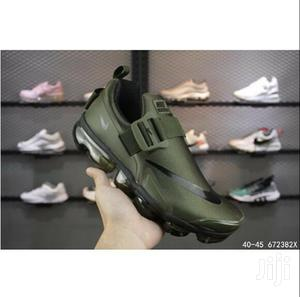 Vapourmax Jungle Green Black | Shoes for sale in Nairobi, Nairobi Central
