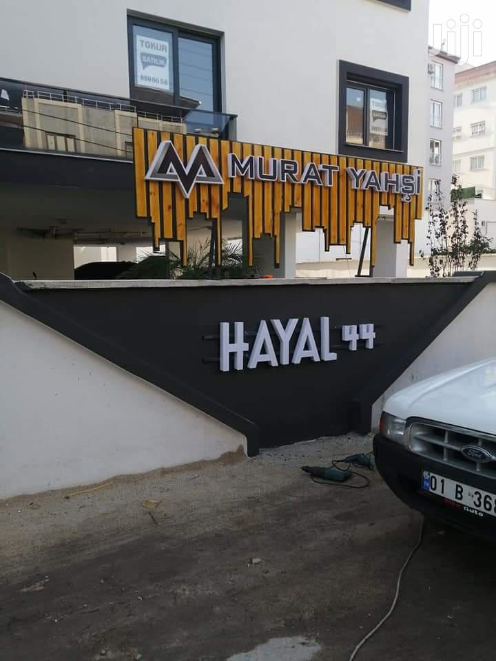 Outdoor 2d 3d Signage   Manufacturing Services for sale in Nairobi Central, Nairobi, Kenya