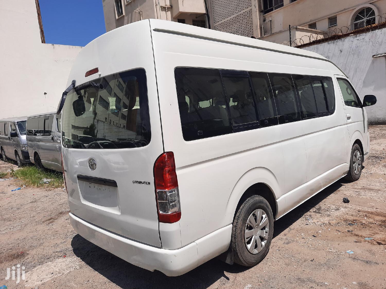 Toyota Hiace 2014 White | Buses & Microbuses for sale in Mvita, Mombasa, Kenya