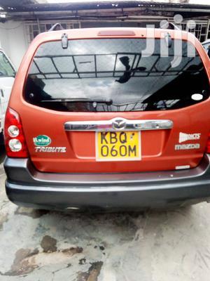 Mazda Tribute 2008 Brown | Cars for sale in Mombasa, Kisauni