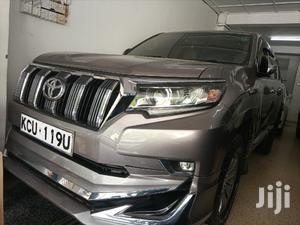 Toyota Land Cruiser Prado 2012 Gray | Cars for sale in Mombasa, Mvita