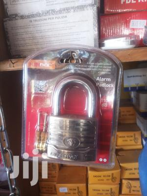 Alarm Padlocks | Home Accessories for sale in Nairobi, Gikomba/Kamukunji