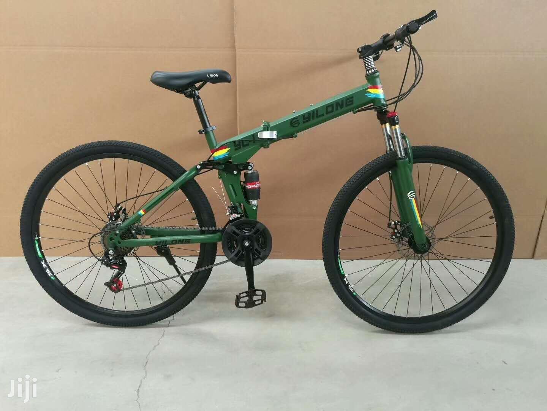 "Foldable Size 26"" Mountain Bike"