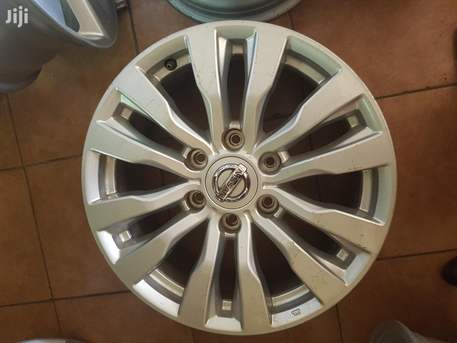 Rims Size 17inches Nissan Juke