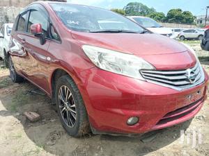 Nissan Note 2013 Red   Cars for sale in Mombasa, Mvita