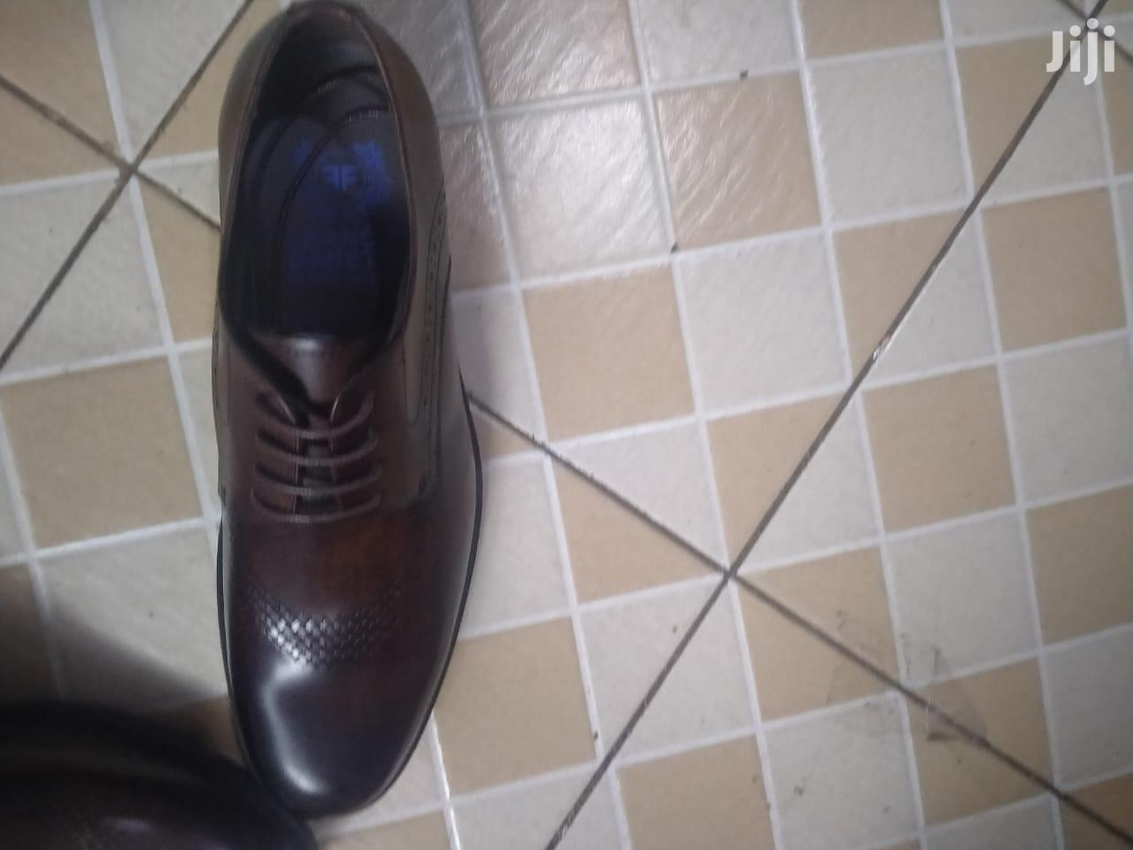 Franco Brannetti Leather Shoes 100% | Shoes for sale in Nairobi Central, Nairobi, Kenya