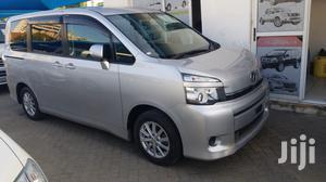 Toyota Voxy 2013 Silver | Cars for sale in Mombasa, Kisauni