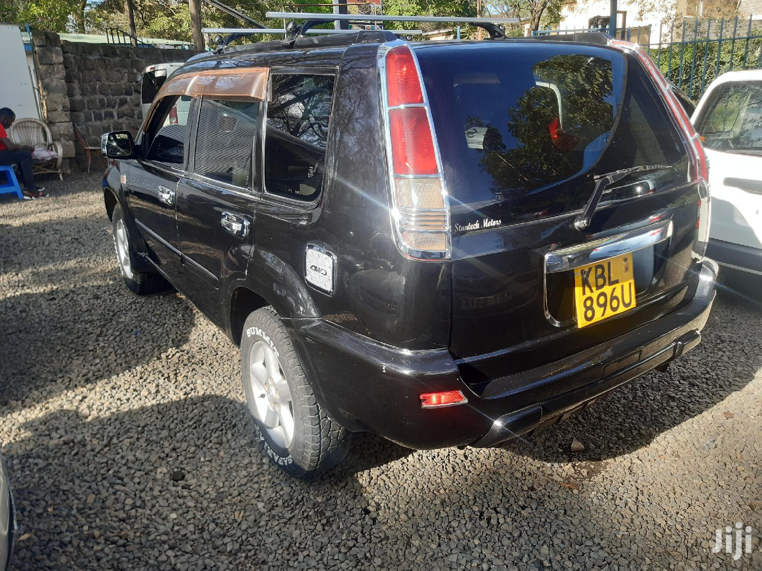 Archive: Nissan X-Trail 2006 Black